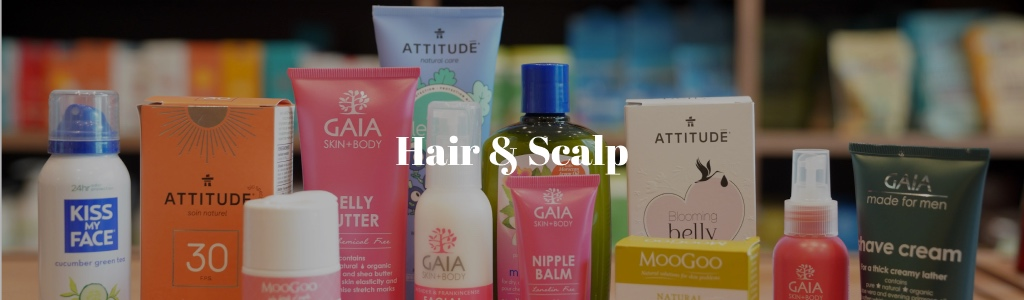 Hair-and-Scalp