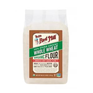whole wheat organic flour